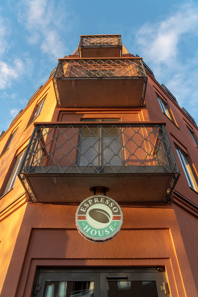 Bild av kommersiell fastighet i Arvika.